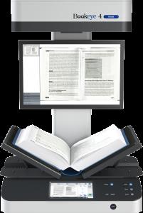 Bookeye 4 V3 Kiosk - Book Scanner - Book Scanners